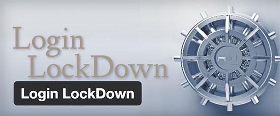 Login-Lockdown ۱۶ افزونه برای سفارشی سازی ورود