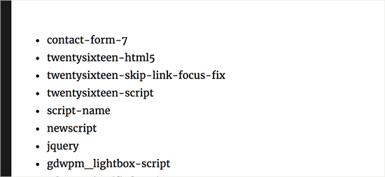 plugin-script-handles افزونه ها چگونه بر سرعت وردپرس تاثیر می گذارند و چه طور آن را رفع کنیم ؟