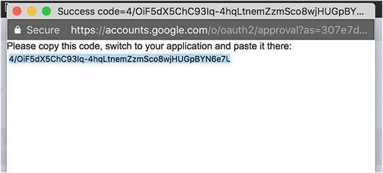 authcode-mabnawp آموزش نصب اصولی گوگل آنالیتیکس در وردپرس Google Analytics