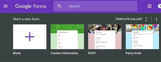 newgoogleform-MABNAWP آموزش وردپرس طراحی فرم در وردپرس با استفاده از Google Forms