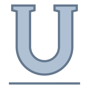 underline1600-300x300 افزودن دکمه های Underline و Justify به ادیتور وردپرس