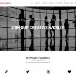 دانلود قالب شرکتی وردپرس LT Social Company
