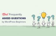 سوالات متداول وردپرسی