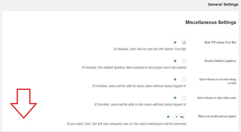 -افزونه-پروفایل-حرفه-ای-کاربران آموزش ساخت پروفایل حرفه ای در وردپرس