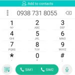 آموزش ایجاد شماره تماس لینک دار در وردپرس