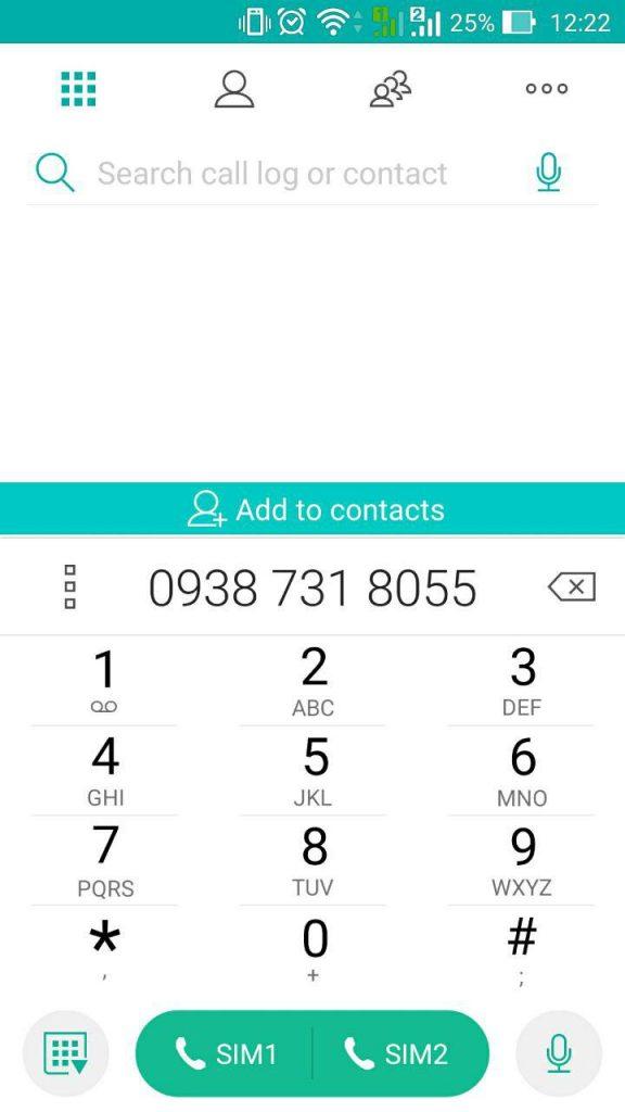 افزودن لینک شماره تماس وردپرس