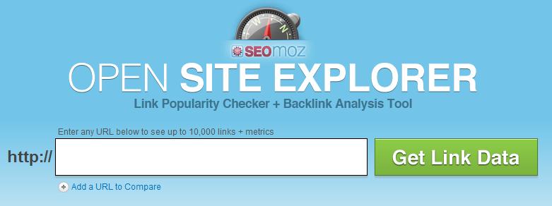 سئوی وردپرس با سایت Open Site Explorer