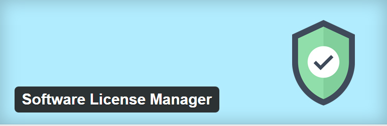 افزونه Software License Manager