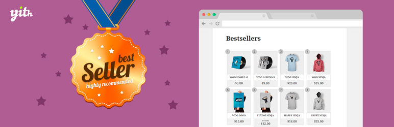 YITH WooCommerce Best Sellers