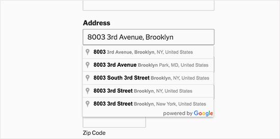 addressautocomplete