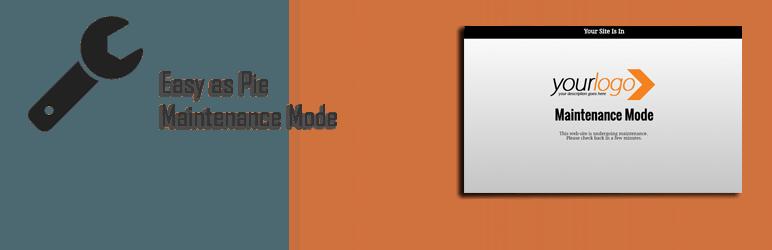 افزونه easy maintenance mode آموزش طراحی صفحه در دست ساخت وردپرس