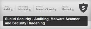 افزونه Sucuri Scanner برای اسکن امنیتی و برقراری امنیت وردپرس