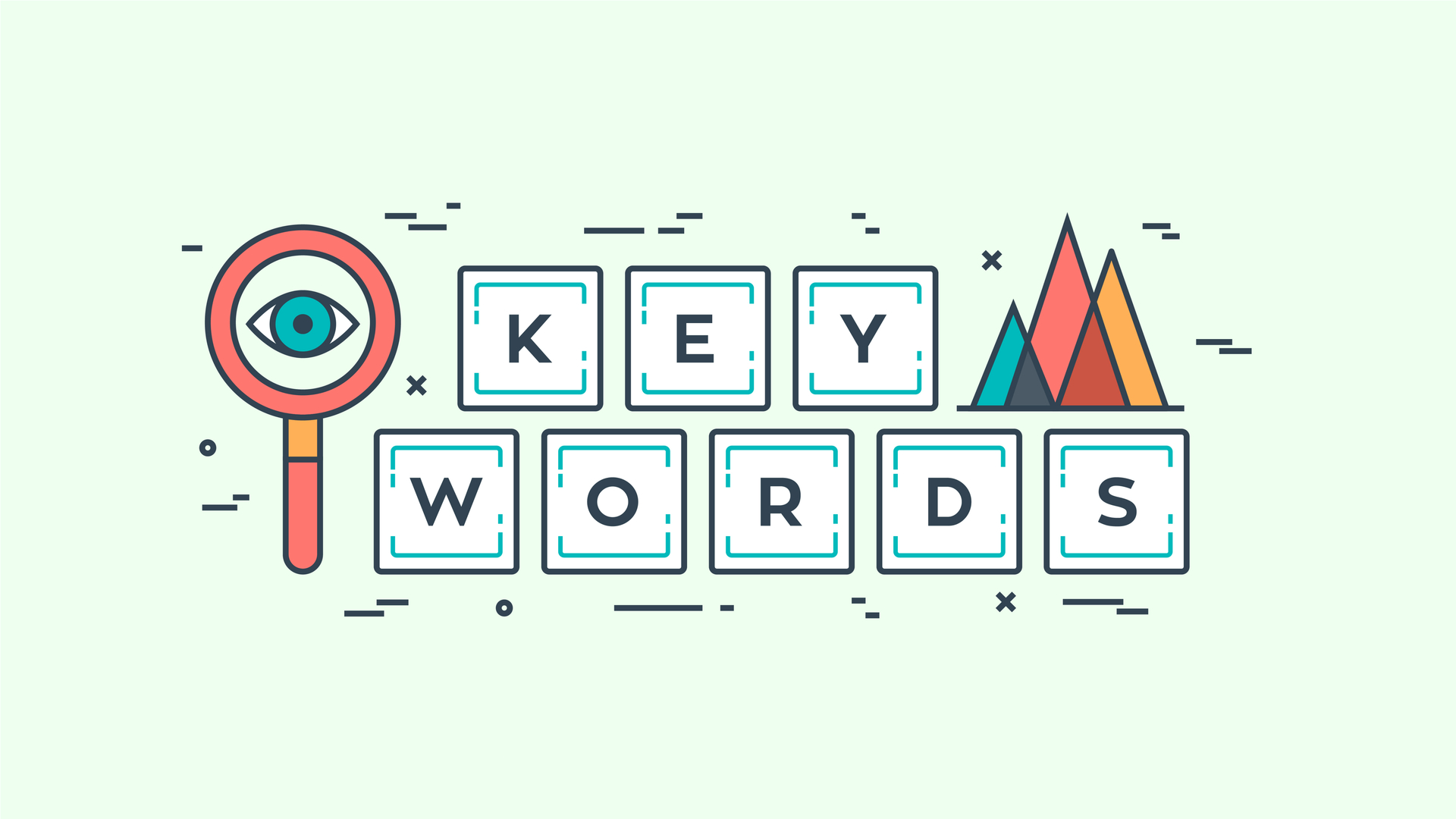 انتخاب کلمات کلیدی سئو