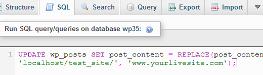 سایت وردپرس خود را از لوکال به هاست انتقال دهید