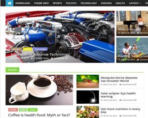قالب وردپرس وبلاگی Indie | قالب وردپرس رایگان و شخصی Indie