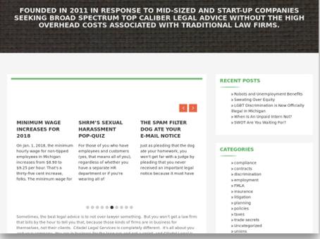 قالب تک صفحه ای وردپرس Ithemer