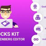 افزایش امکانات گوتنبرگ با افزونه Blocks Kit