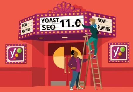 افزونه Yoast SEO نسخه ۱۱ و تغییرات آن در سئوی سال جدید