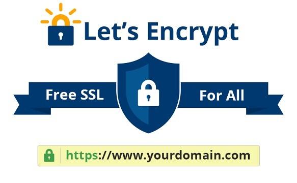 ssl رایگان let's encrypt