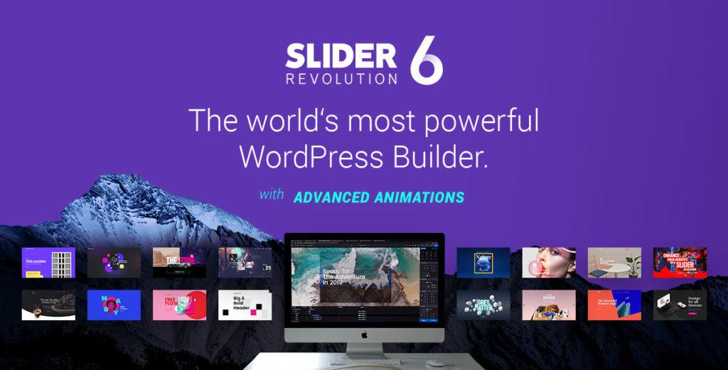 افزونه Slider Revolution