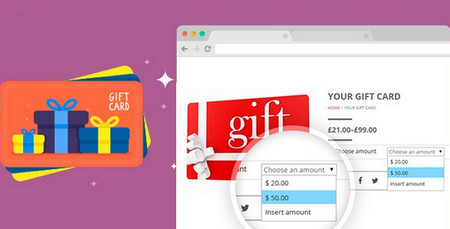 افزونه YITH WooCommerce Gift Cards